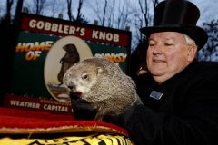 Put-in-Bay Groundhog Day
