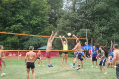 Put-in-Bay Volleyball Battle