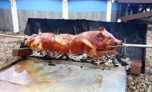 Put-in-Bay Pig Roast