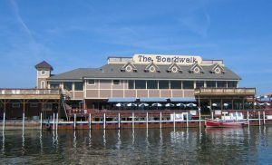 Put-In-Bay Boardwalk Restaurant