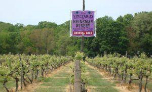 Put-in-Bay Heinemans Winery