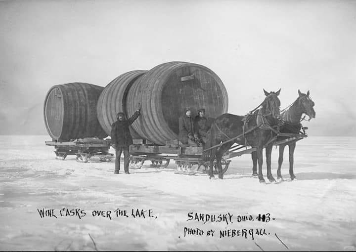 Lake Erie Ice Wine