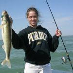 Lake Erie Walleye