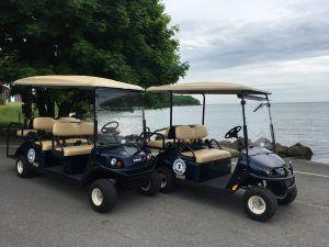 Put in Bay Golf Carts