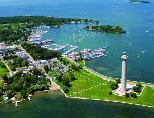 The Put-in-Bay Monument: Victory, Peace, and Passion