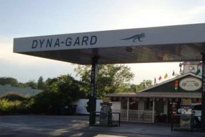 Put-in-Bay Gas Station