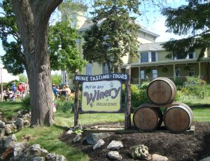 Put-in-Bay Winery Dining